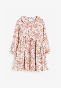 Next - Jumper dress - pink - 0