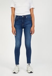 ARMEDANGELS - TILLAA X STRETCH - Jeans Skinny Fit - arctic - 0