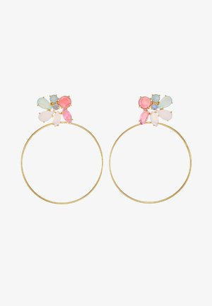 SEÑORITA EARRINGS - Øreringe - gold-coloured