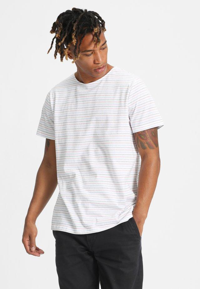 REIMAR - T-shirt imprimé - white
