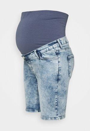 Denim shorts - lightwash