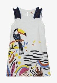 Catimini - DRESS - Žerzejové šaty - white - 2