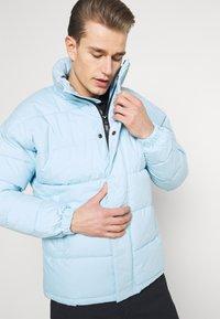 Schott - NEBRASKA - Winter jacket - pale blue - 4