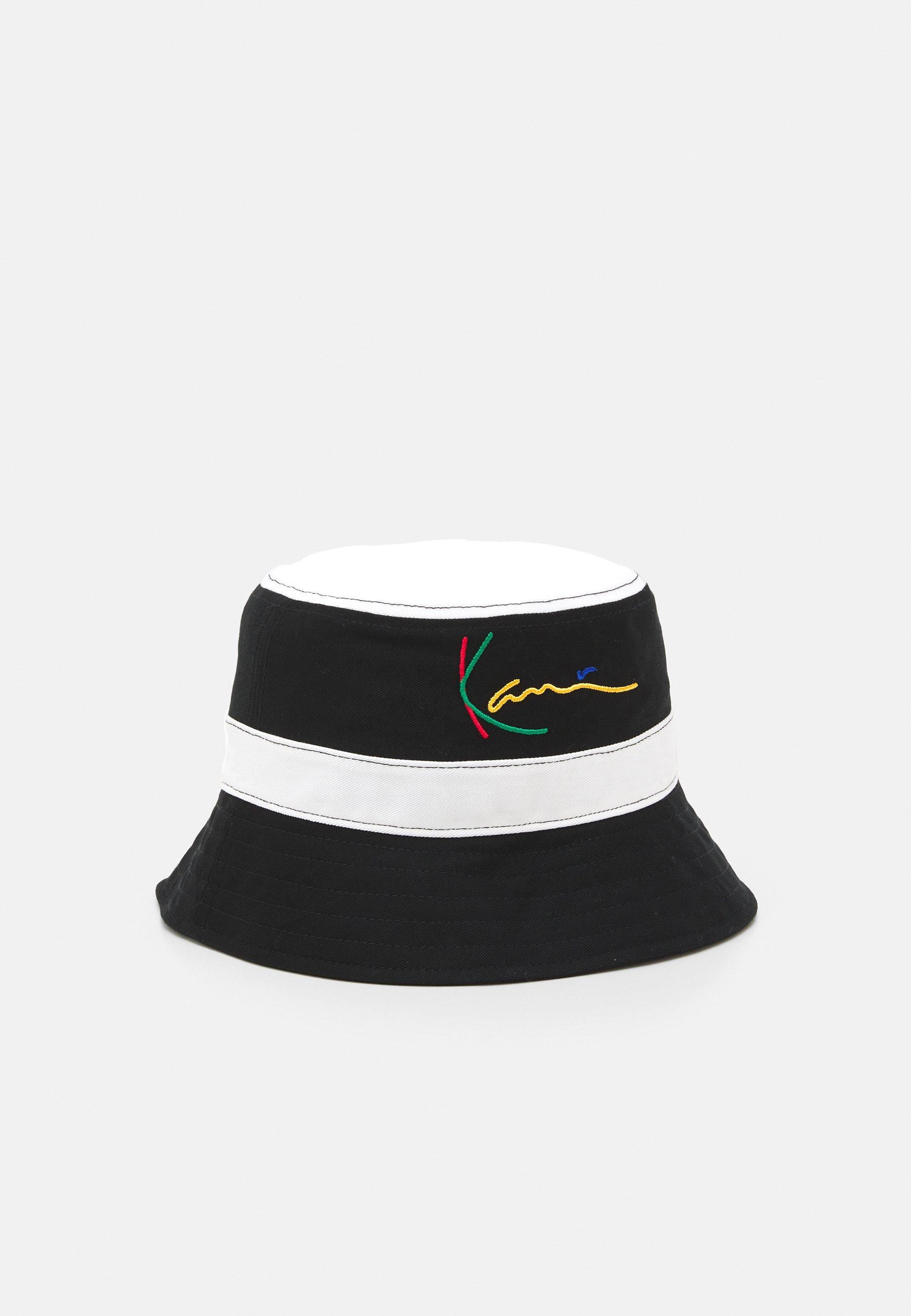 Men SIGNATURE PINSTRIPE BUCKET HAT UNISEX - Hat