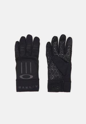 ELLIPSE FOUNDATION GLOVES - Gloves - blackout
