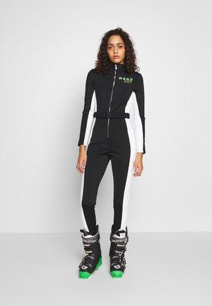 SKI SNOW FITTED - Tuta jumpsuit - black