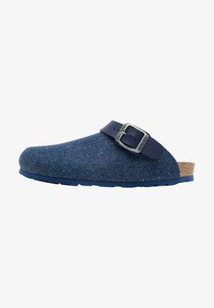 NOMA - Clogs - blue denim