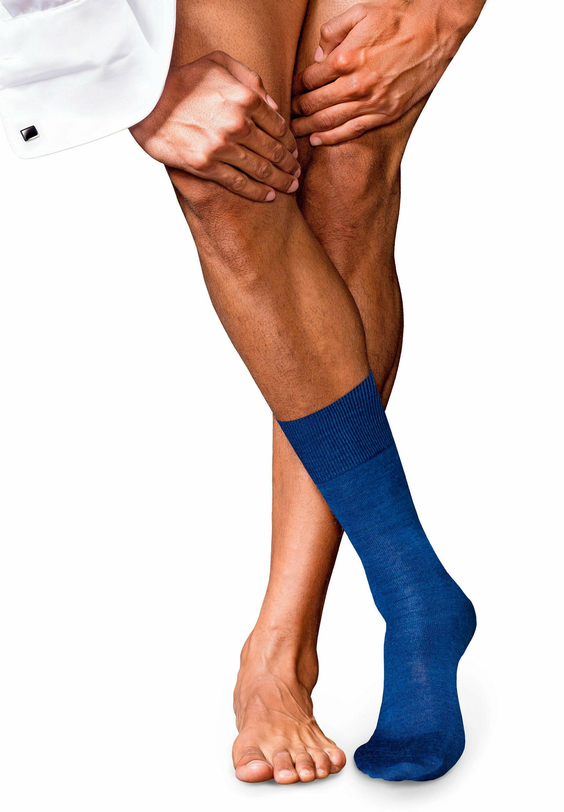 Homme Chaussettes - royal blue