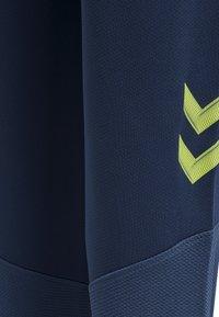 Hummel - LEAD FOOTBALL - Trousers - dark denim - 4
