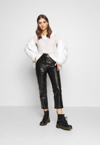Even&Odd - Sweter - white - 1