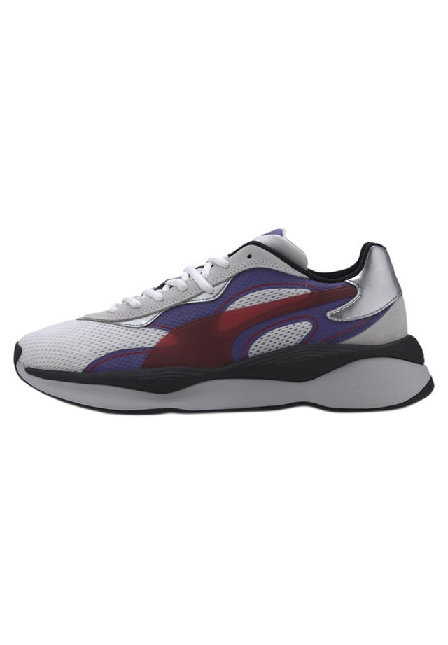 PURE FUSION  - Trainers - white-purple corallites
