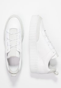 Samsøe Samsøe - VALIA - Sneakersy niskie - white - 3