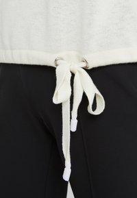 Escada Sport - LAVANDA - Stickad tröja - white - 5
