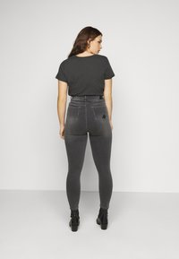 Simply Be - WASH SKINNY - Jeans Skinny Fit - grey - 2