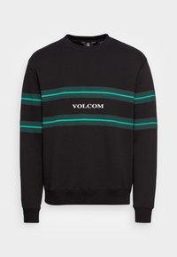 DIVISION CREW - Sweatshirt - black
