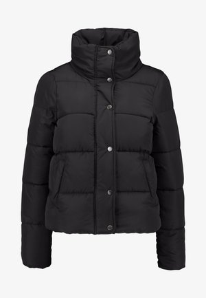 ONLCOOL PUFFER JACKET - Zimní bunda - black