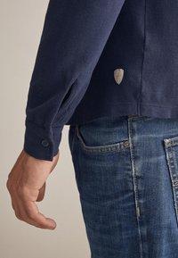 Falconeri - Shirt - stone blue denim - 5