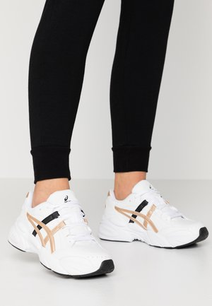 GEL-BND - Sneaker low - white/champagne