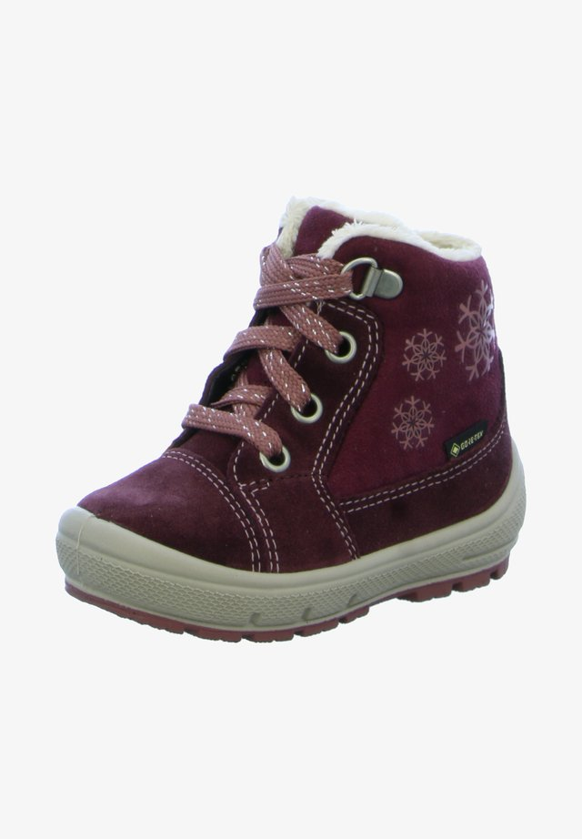 Baby shoes - lila