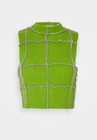 The Ragged Priest - LOVER - Top - green - 4