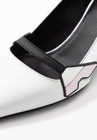 Sportmax - ZUARA - Classic heels - latte - 2