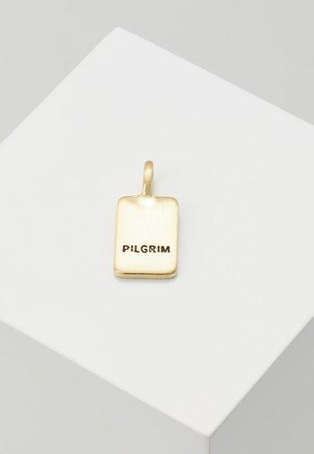 PENDANT LETTER - Pendant - gold-coloured