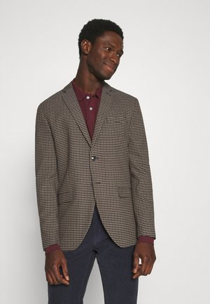 JACK - Blazer jacket - brownie/multi color