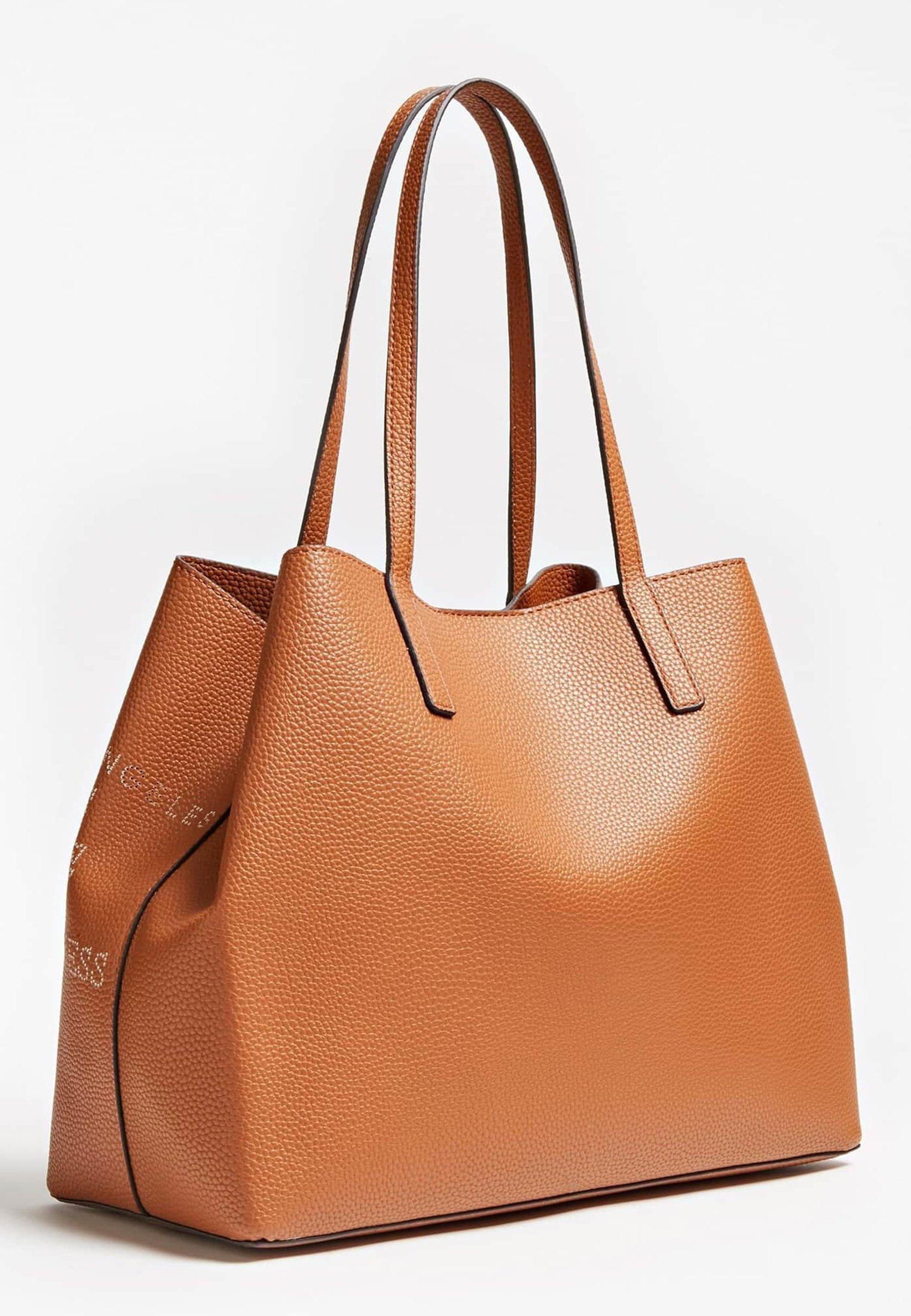 Guess Shopping Bag - Karamell/braun