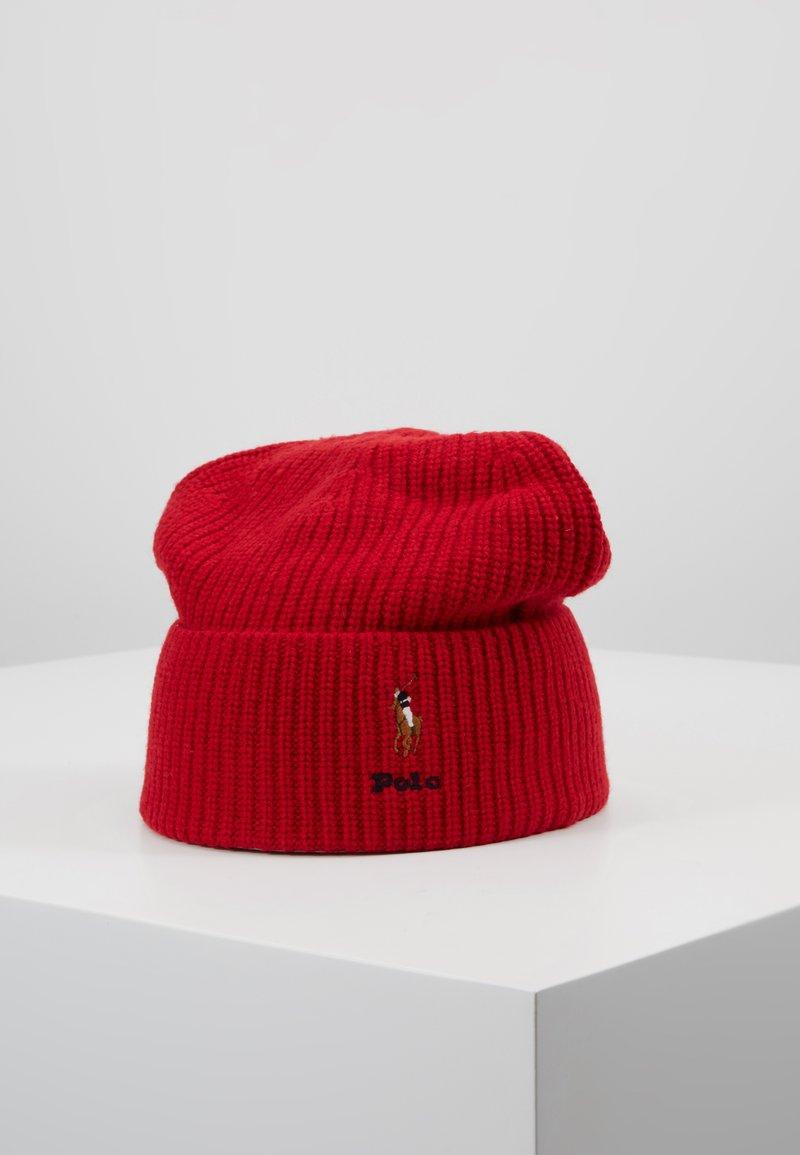 Polo Ralph Lauren - BLEND CARD - Bonnet - red