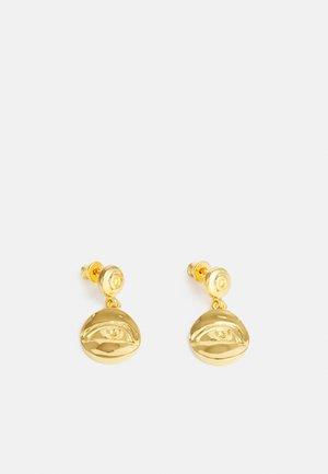 NARCISSUS EAR - Oorbellen - gold-coloured