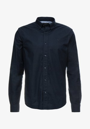 REGULAR FIT OXFORD SHIRT WITH STRETCH - Skjorta - night