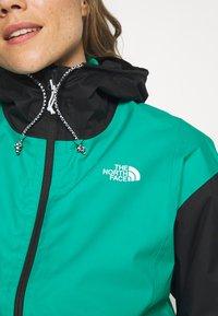 The North Face - FARSIDE JACKET - Hardshell jacket - jaiden green - 3