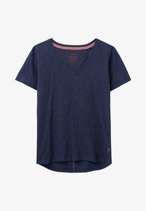 Print T-shirt - französisch marineblau