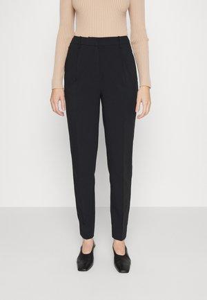 CINDYSUS CIRY PANTS - Trousers - black