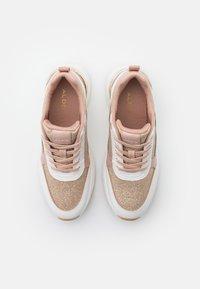 ALDO - DARDOVIEL - Sneaker low - rose gold - 5