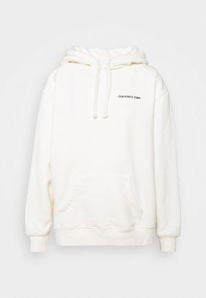 LE FREAK GLITTER HOODIE - Sweater - off white