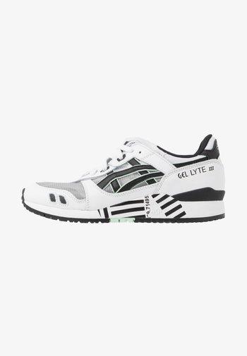 GEL-LYTE III OG - Trainers - white/black