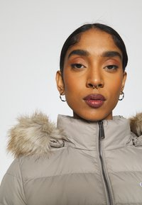 Tommy Jeans - BASIC - Down jacket - mourning dove - 6