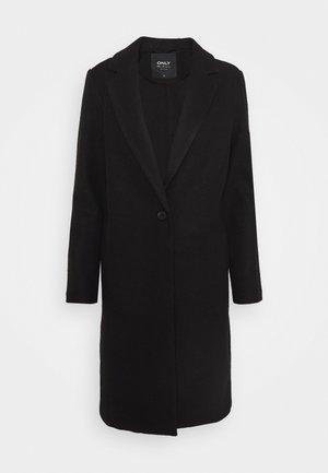 ONLAGNES COAT - Cappotto classico - black