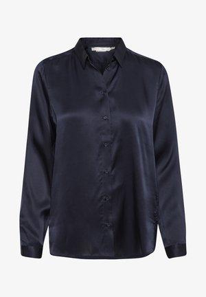 LEONORE  - Button-down blouse - marine blue