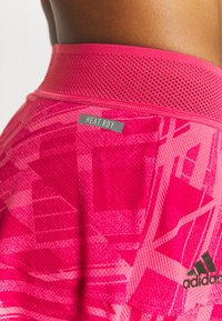 adidas Performance - PRO SPORTS SKIRT - Sports skirt - powpnk - 6