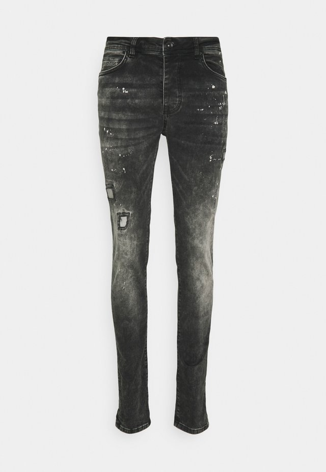 ARON - Jeans Skinny Fit - black us