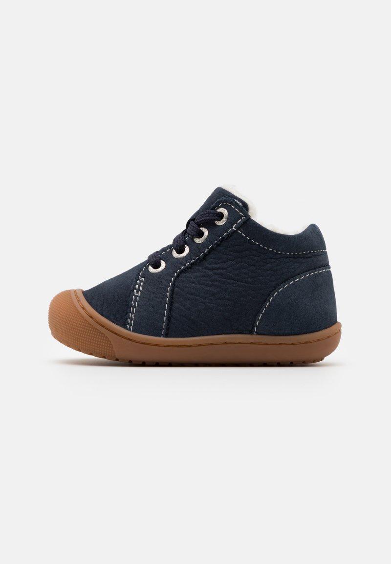 Lurchi - INORI UNISEX - Baby shoes - navy