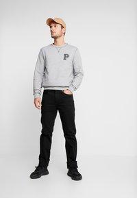 Pier One - Sweatshirt - mottled grey - 1