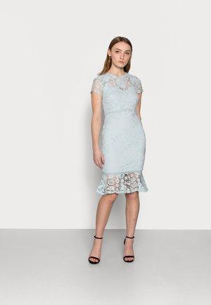 JANNER - Vestido de cóctel - blue