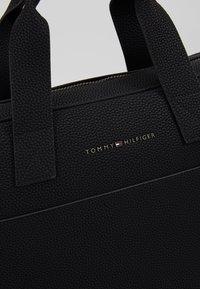 Tommy Hilfiger - ESSENTIAL COMPUTER BAG - Briefcase - black - 8