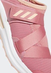 adidas Performance - FORTARUN X CLOUDFOAM RUNNING - Sports shoes - pink - 6