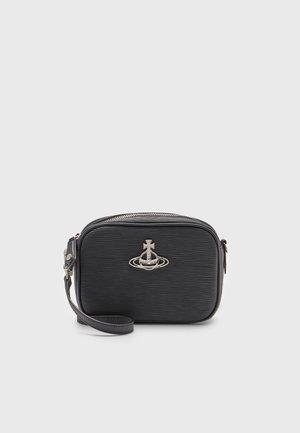 POLLY CAMERA BAG - Across body bag - black