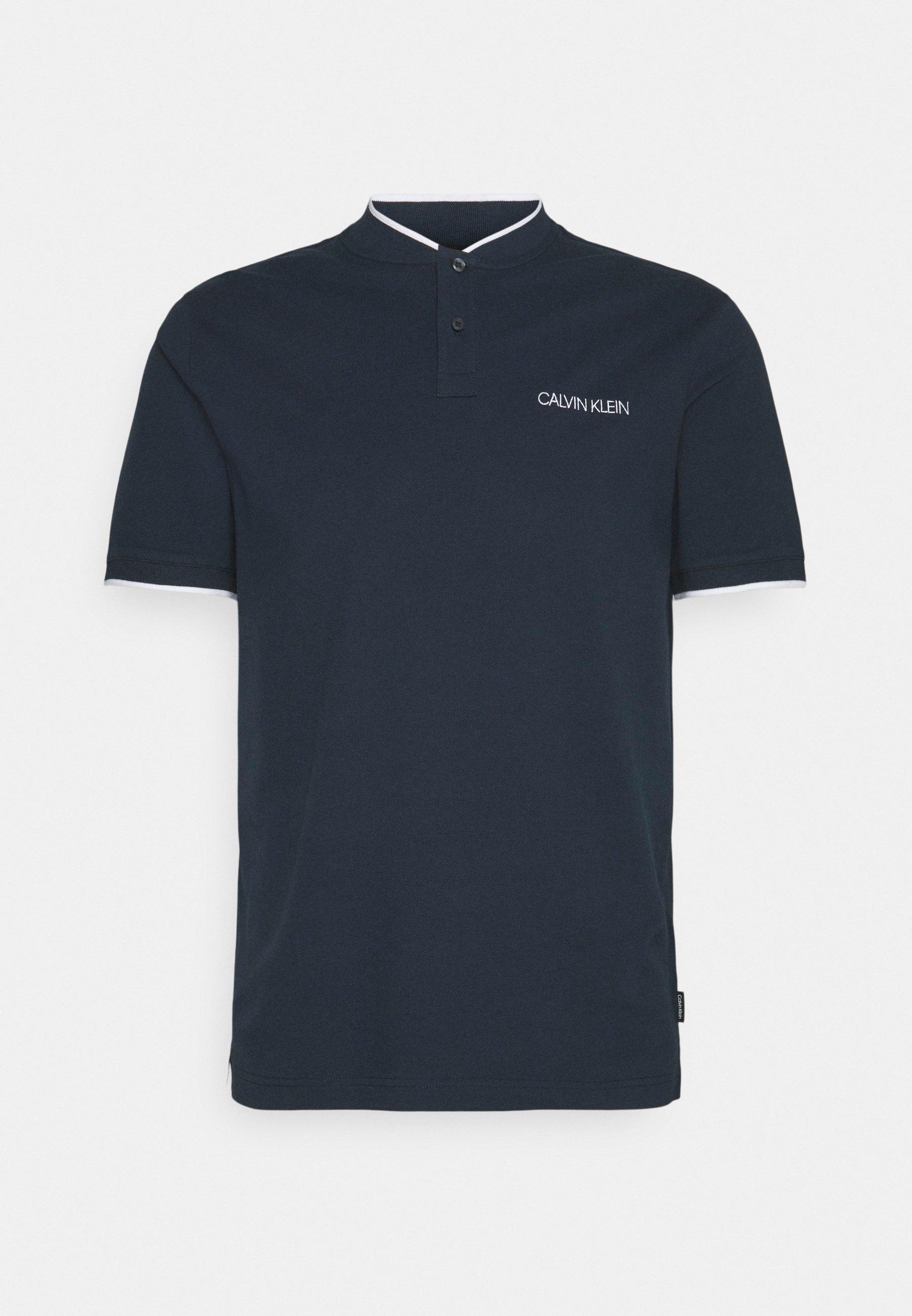 Herren STRETCH TIPPING  MAO SLIM FIT - Poloshirt