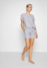 Esprit - CORRIE - Pyjamasbukse - blue lavender - 1